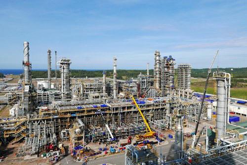 Nhà máy lọc dầu Dung Quất bảo dưỡng lần 3 vượt tiến độ