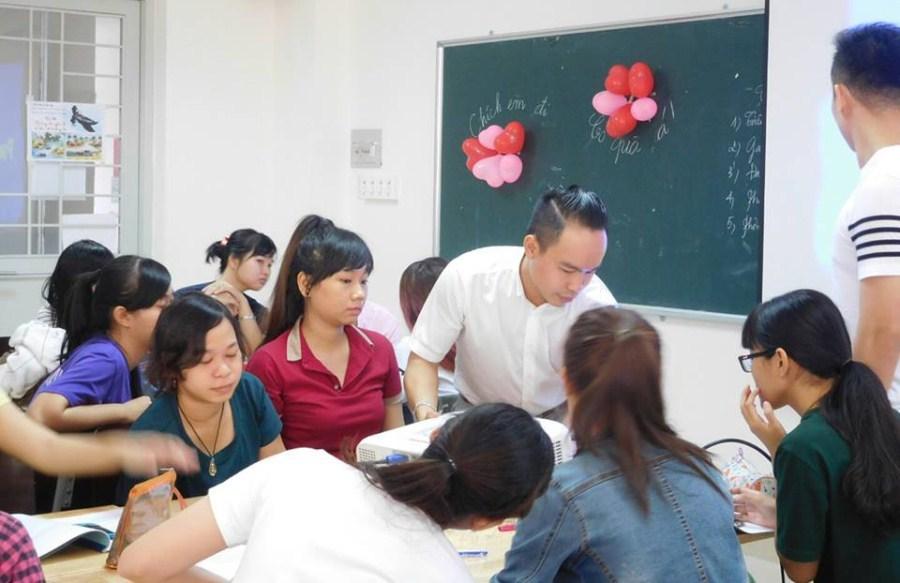 'Giáo viên yêu nghề luôn có cơ hội việc làm'