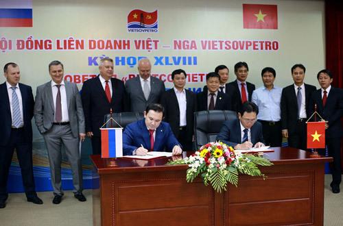 2017, Vietsovpetro đạt doanh thu 1,98 tỷ USD
