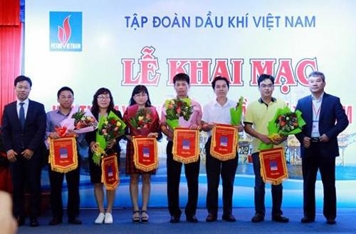 227 thí sinh tranh tài Hội thi Tay nghề Dầu khí