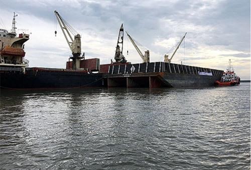 Điểm sáng trên thị trường vận tải biển
