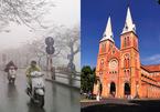 Thời tiết Hà Nội, TP.HCM Tết dương lịch 2018