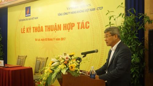 Vietnam Airlines - PVN 'bắt tay' hợp tác