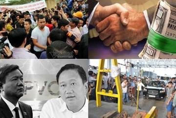 Biến cố Đồng Tâm, 'điểm nóng' BOT 2017 và kỳ vọng 2018
