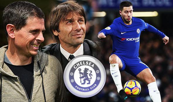 Cú sốc Chelsea: Hazard phá hợp đồng, nằng nặc đòi về Real