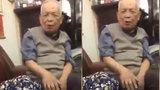 Cụ ông 87 tuổi học cách dùng facebook để khuyên cháu không mặc quần rách