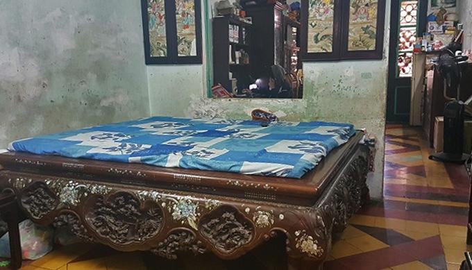 Phố cổ,Hàng Đào,Hà Nội,Đại gia