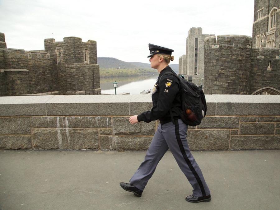 Một ngày ở học viện quân sự danh giá nhất nước Mỹ