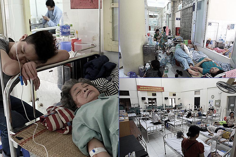VN Pharma,chạy thận nhân tạo,đánh bác sĩ,sốt xuất huyết