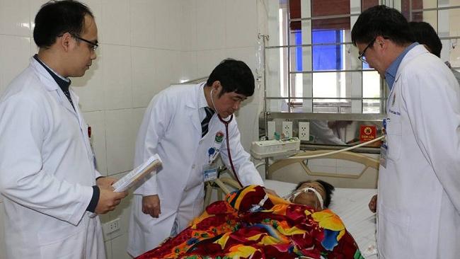 Đốt than sưởi, nhiều người ở Hà Tĩnh ngộ độc nặng khí CO