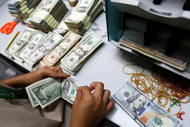 Tỷ giá ngoại tệ ngày 8/1: USD tăng, Euro giảm giá