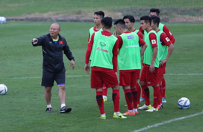 U23 Việt Nam,HLV Lê Thuỵ Hải,HLV Park Hang Seo,VCK U23 châu Á 2018