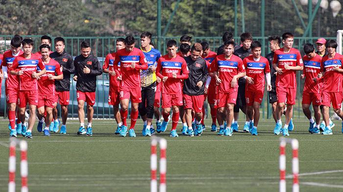 U23 Việt Nam sang Trung Quốc: HLV Park Hang Seo loại 4 cầu thủ