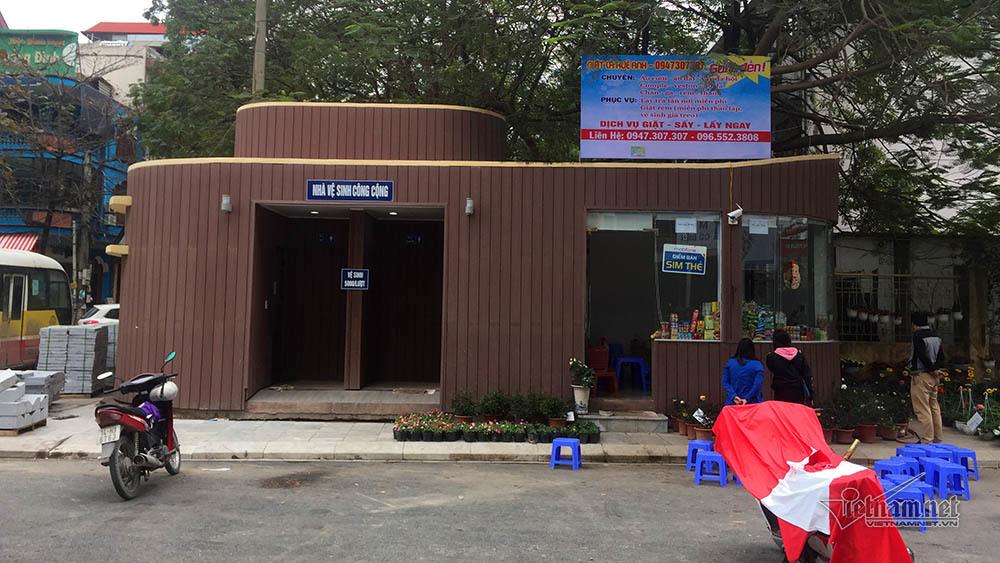 nhà vệ sinh,vệ sinh công cộng,Hạ Long