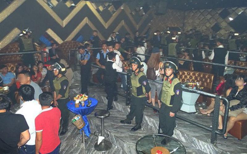 vũ trường,quán bar,Đồng Nai