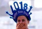 Người dân khắp thế giới hào hứng đón 2018