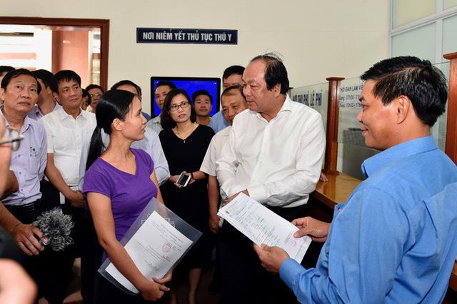 Bộ trưởng Mai Tiến Dũng,Mai Tiến Dũng,Tết Việt 2018,Tết nguyên đán