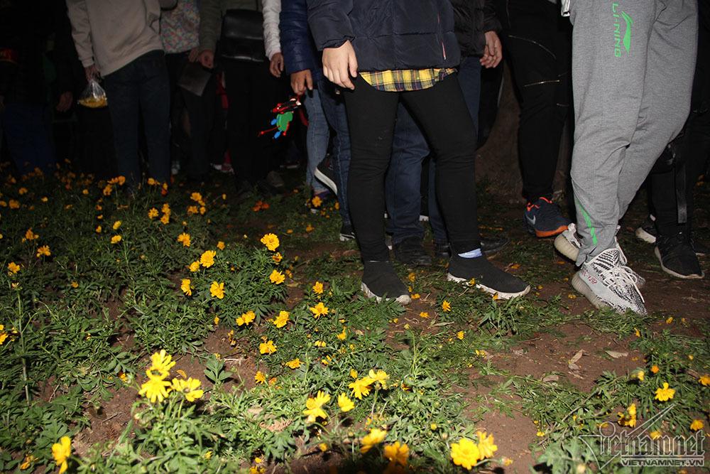 Giao thừa,giao thua,đêm giao thừa,phố đi bộ,Hà Nội,năm mới,năm 2018,Tết dương lịch