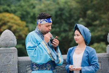 Chuyện tình cô giáo Việt và anh chàng ngoại quốc