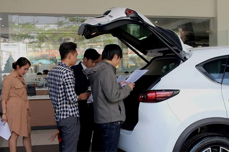 thuế ô tô,thuế nhập khẩu ô tô,thắt dây an toàn