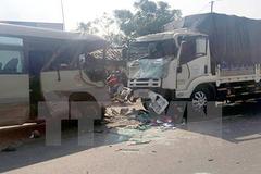 3 ngày Tết Dương lịch, 67 người chết vì tai nạn giao thông