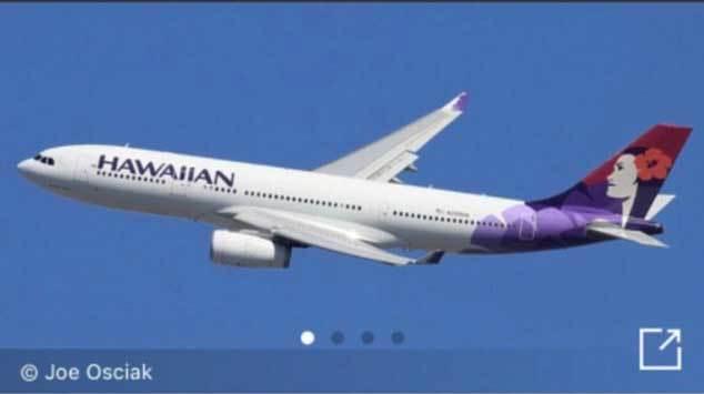 Máy bay cất cánh năm 2018, hạ cánh năm 2017