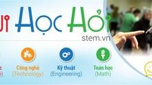 """Mạng xã hội STEM """"hòa mạng"""" cùng Hệ tri thức Việt số hóa"""