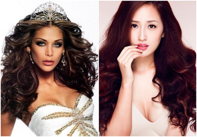 Hoàng My rút khỏi ban giám khảo Hoa hậu Hoàn vũ VN