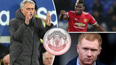 """Mourinho: """"Scholes cứng họng, dám chê Pogba nữa không?"""""""