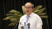 Ông Nguyễn Thiện Nhân đề xuất tăng lương cho chủ tịch quận