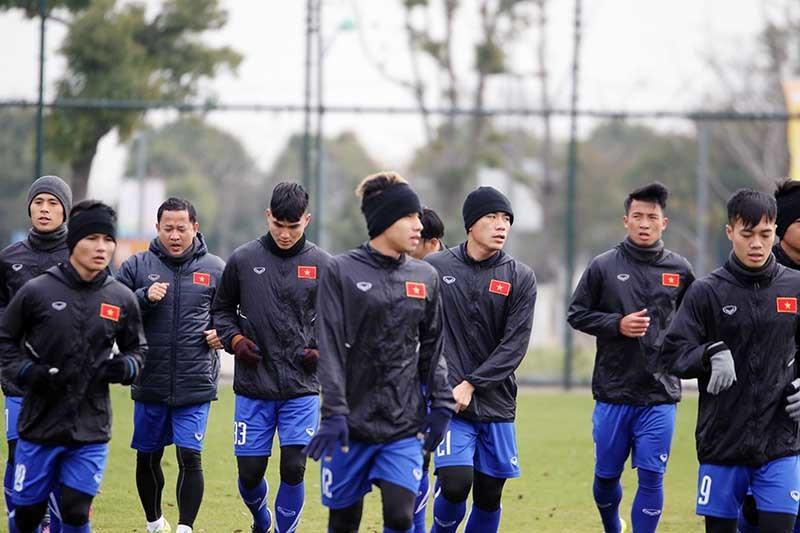 U23 Việt Nam vs U23 Palestine: Tổng duyệt chờ đấu U23 Hàn Quốc