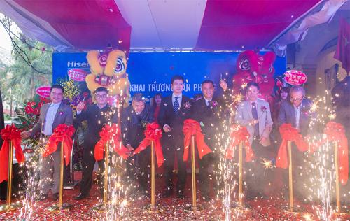 Hisense Hitachi chính thức vào thị trường Việt Nam