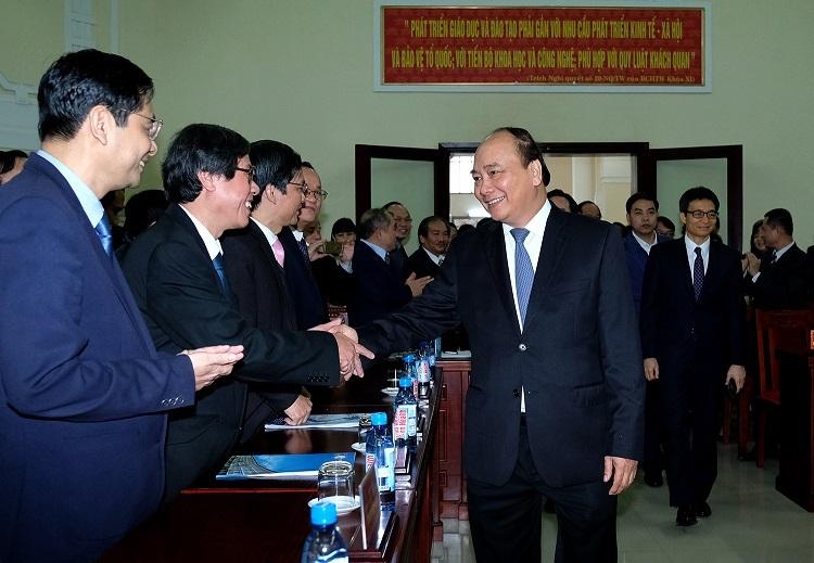 tự chủ đại học,thủ tướng Nguyễn Xuân Phúc