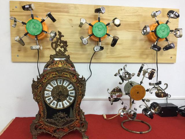 Đồng hồ cổ của bá tước Tây Âu: Đại gia năn nỉ, chủ cũng không bán
