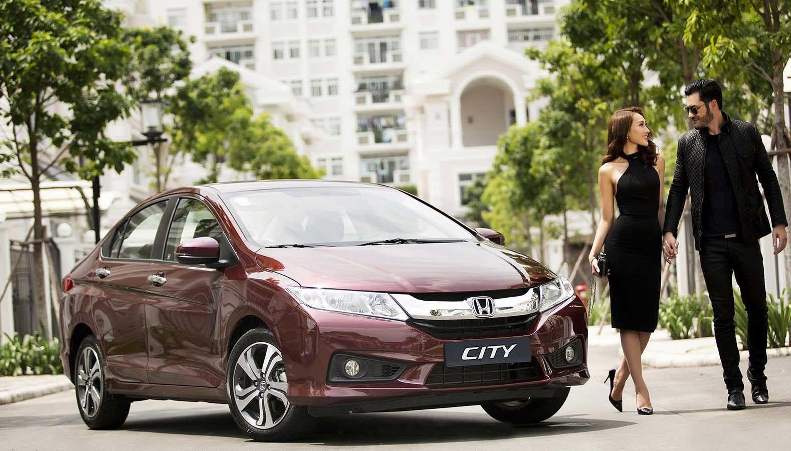 Honda City,ô tô Honda,giá ô tô,ô tô giảm giá,xe cỡ nhỏ,xe nhỏ giá rẻ,ô tô Nhật