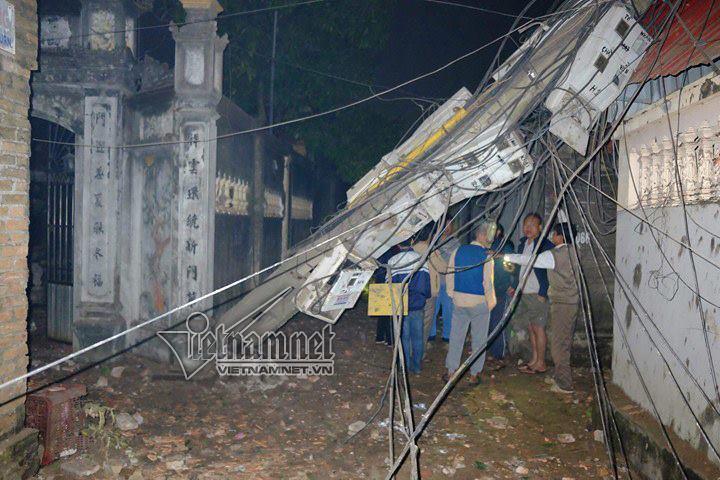 nổ lớn,nổ bom,nổ ở Bắc Ninh