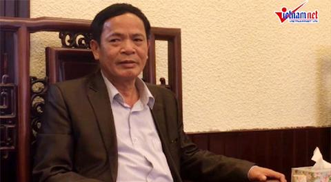 Chủ tịch huyện Quốc Oai mất tích