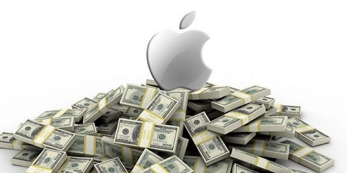 Apple mang 250 tỉ USD tiền mặt về Mỹ