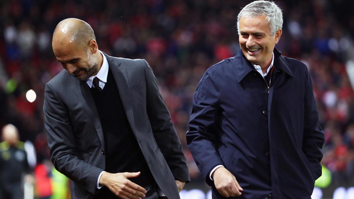 Man City,Watford,Mourinho,Pep Guardiola,Premier League,Ngoại hạng Anh