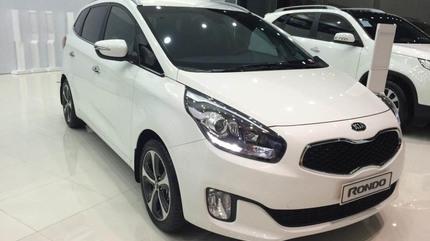 Kia 7 chỗ giảm 55 triệu, giành khách với Toyota Innova