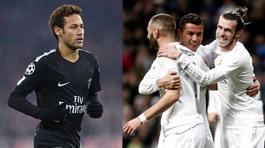 Neymar đá Ronaldo khỏi Real, MU tậu sao trẻ