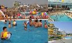 Ngỡ ngàng công viên nước hiện đại của Triều Tiên