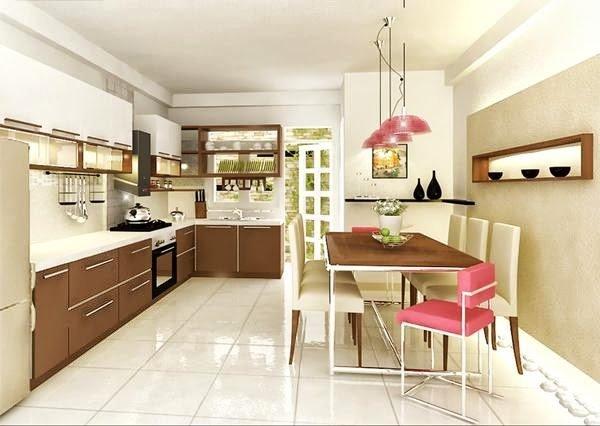 nhà đẹp,phòng ăn,nhà bếp,tủ bếp