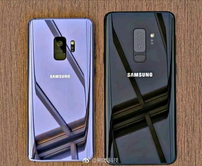 Hình ảnh Galaxy S9 và Galaxy S9 Plus được xác nhận là giả mạo
