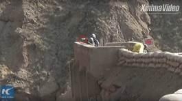 Xem tân binh TQ suýt chết vì rơi lựu đạn