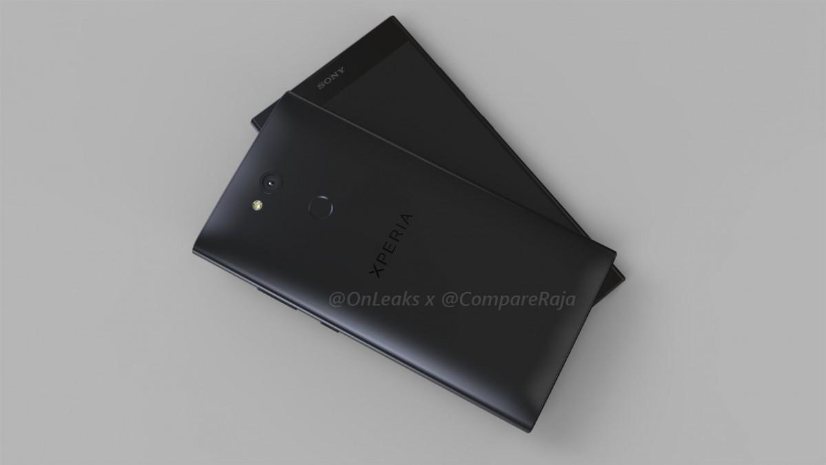 Hàng loạt ảnh mới về Xperia XA2, Xperia XA2 Ultra và Xperia L2
