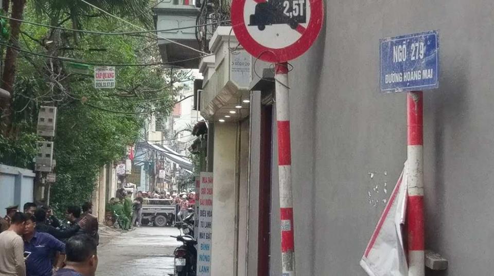 Thi thể tìm thấy ở Hoàng Mai là Chủ tịch huyện Quốc Oai