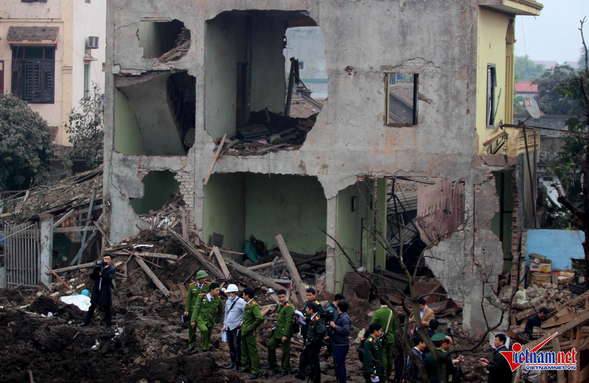 Nổ ở Bắc Ninh,Bắc Ninh,vụ nổ ở Bắc Ninh,nổ ở Yên Phong Bắc Ninh
