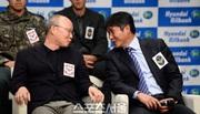 """U23 Hàn Quốc ngán Công Phượng, Quang Hải, thầy Park nhờ """"do thám"""""""