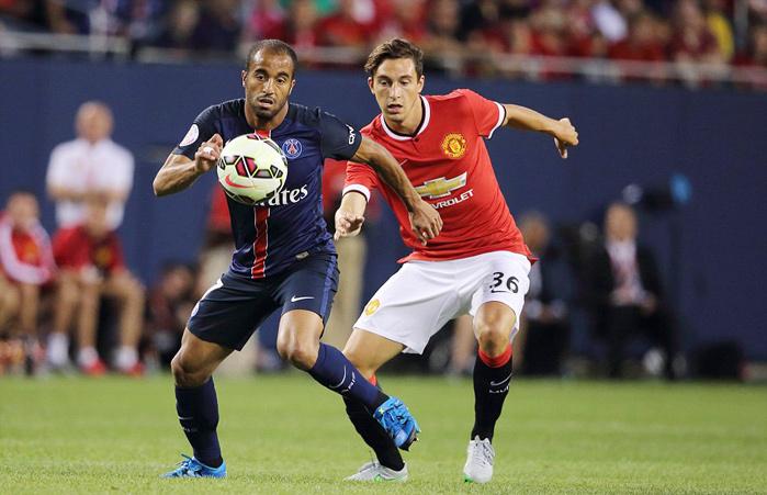 MU,Lucas Moura,PSG,Chelsea,Alex Sandro